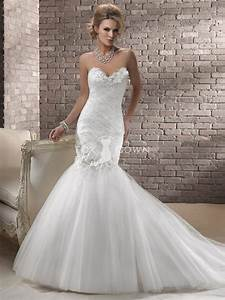 sexy mermaid wedding dresses with sweetheart neckline With sweetheart neckline wedding dresses
