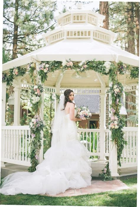 how to decorate gazebo for wedding gazebo ideas