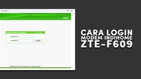 Solusi atas masalah ini masih ada. User Dan Password F609 / Trik Mengetahui Password Admin Di Router Zte F609 Blog Second / Salah ...