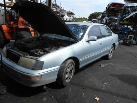 used 1997 lexus es300 engine timing cover 1mzfe engine