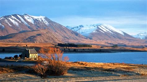Lake Tekapo New Zealand My Favourite Tourist Places