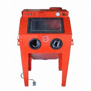 Suction Blast Cabinet - Sbc-350 - Pro-tek
