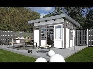 Gartenhaus Selber Planen : gartenhaus selber bauen ger tehaus modern holzon de ~ Michelbontemps.com Haus und Dekorationen