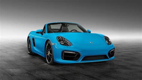 porsche exclusive bespoke boxster  wallpaper hd