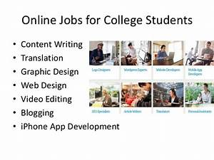 Online Writing Jobs For Students Freelance Writing A Look at