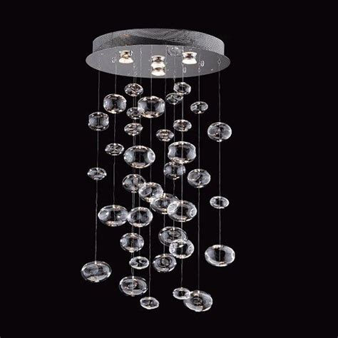 drop lights for kitchen island prospetto 5605 4 light bubbles hanging large pendant