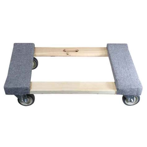 carpeted moving dolly 4 quot wheel appliance dolly wheeled