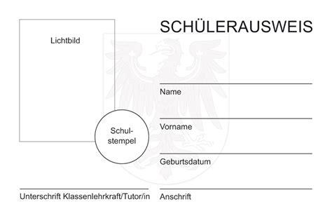 schuelerausweis brandenburg scheckkartenformat seibert