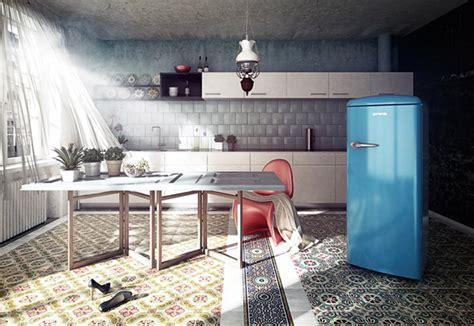 Retro Kühlschrank Edelstahl by Stilfrage Design K 252 Hlschrank Retro Oder Edelstahl