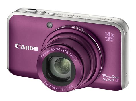 Canon Digital Camera Range