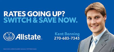 Compare local agents and online companies. Allstate   Car Insurance in Owensboro, KY - Kent Banning