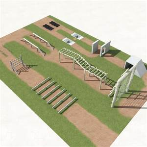 Obstacle Course Design