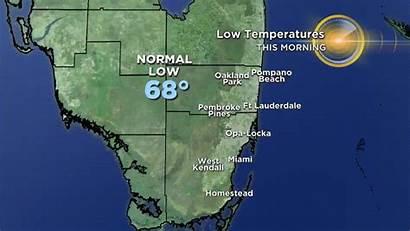Miami Weather Fall