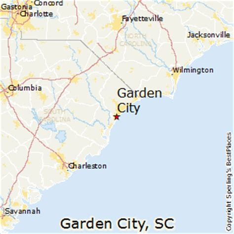best places to live in garden city south carolina
