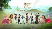 Legends of Oz: Dorothy's Return (2013) Wallpapers HD ...