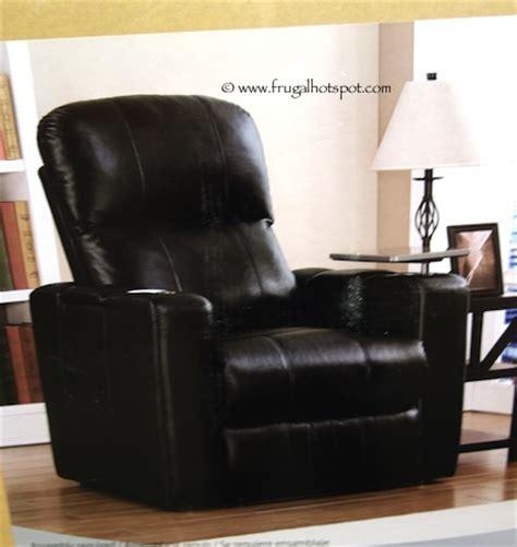 costco sale pulaski furniture leather home theater
