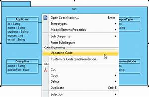How To Generate Java From Uml In Netbeans
