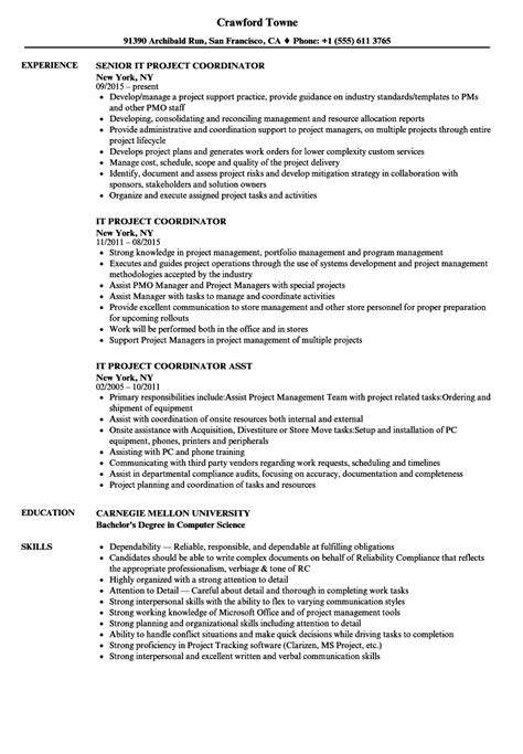 Coordinator Resume Objective by Project Coordinator Resume Objective Vvengelbert Nl