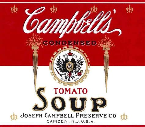 Campbell's Soup Logo History is Mm Mm Good!