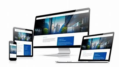 Responsive Website Web Development Sol Mt Service