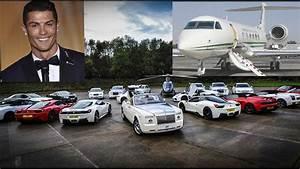 Cristiano Ronaldo super cars (Bugatti , Lamborghini ...