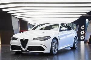 Alfa Romeo Giulia Prix Ttc : nouvelle alfa romeo giulia 2015 ultra performante en quadrifoglio l 39 argus ~ Gottalentnigeria.com Avis de Voitures