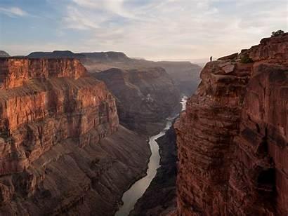 Canyon Grand Rim North National Death River
