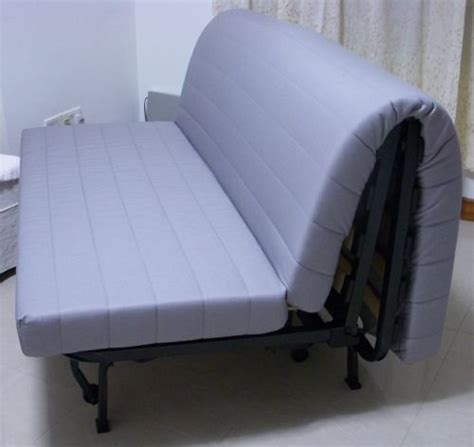 Second Hand Sofa Bed ikea lycksele 2 seater sofa bed for sale in singapore