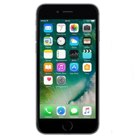 iphone 6 at t iphone 6 32gb 4g gris ktronix tienda
