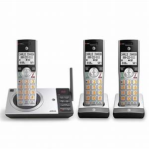 At U0026t Cl82307 Dect 6 0 Expandable Cordless Phone With