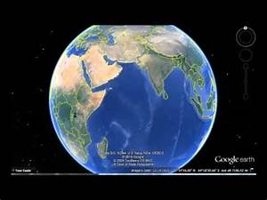 Maldives Google Earth View - YouTube