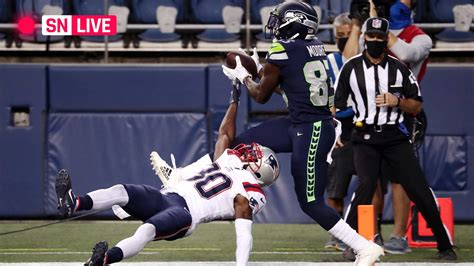 Patriots Vs. Seahawks Live Score, Updates, Highlights From ...