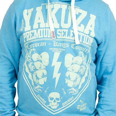 Schultertasche Herren 2029 by Yakuza Premium Hoody 2029 Blau Hier Bestellen