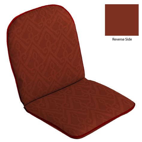 essential garden patio hinged chair cushion christopher