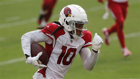 Arizona Cardinals' DeAndre Hopkins game-time decision vs ...
