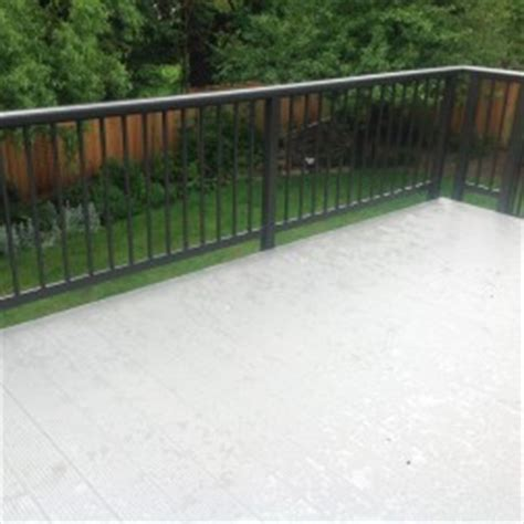 Lockdry Watertight Aluminum Decking by Showcase Projects