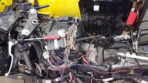 2006 Honda Cbr600rr Motor