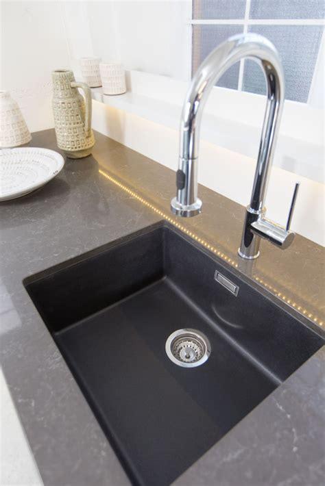 showroom kitchen  sally steer design wellington nz