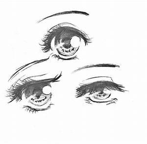 Anime Eyes by staudensellerie on DeviantArt