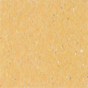 Armstrong multi 12 in x 12 in soleil yellow excelon for Soleil floors