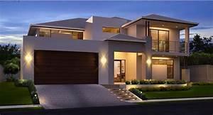 Double Storey House Design - Design Decoration