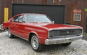 Stunning Survivor: 1966 Dodge Charger