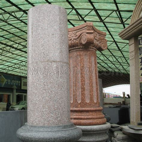 granite column products granite columns granite