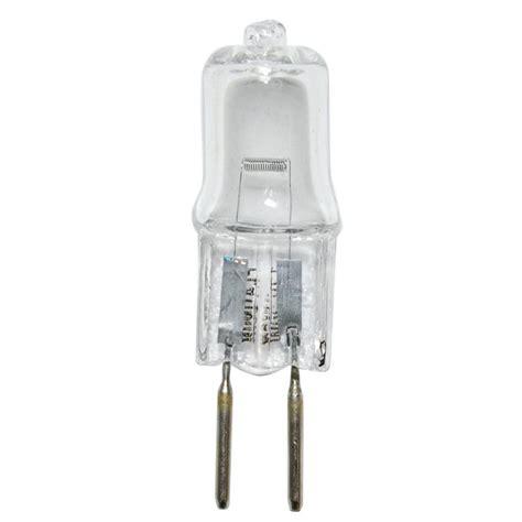 platinum 20w 12v gy6 35 bi pin base clear halogen bulb