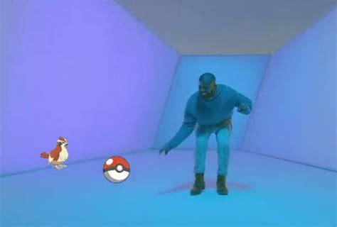 Drake Pokemon Meme - pokemon go memes pokemon showing up in weird places thrillist