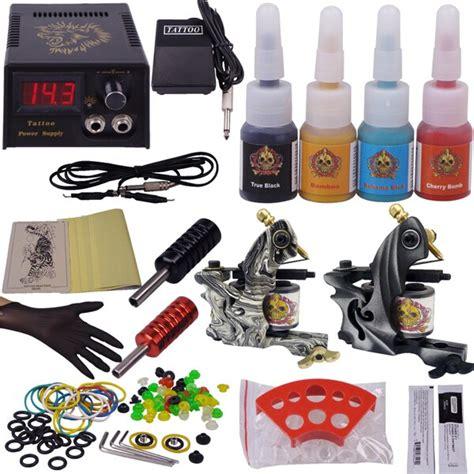 tattoo supplies cheap permanent makeup machine kit tattoo