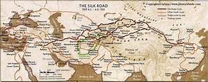 Silk Road Maps ... Silk Road