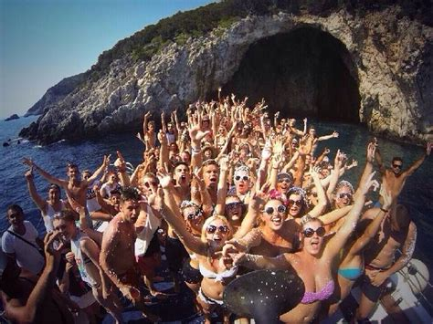 Party Boat Valencia Ibiza by Fiesta Weekends In Spain And Portugal