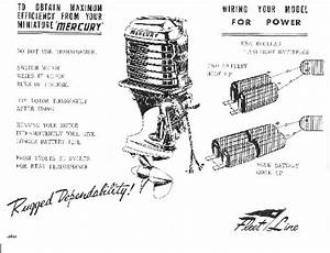 K U0026o Toy Outboard Motors    Toy Outboard Instruction Sheets
