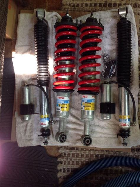 Trd Pro Suspension by Trd Pro Suspension 900 Toyota 4runner Forum Largest